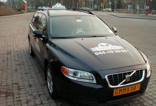 Volvo va livrer 400 taxis GNV en Su�de