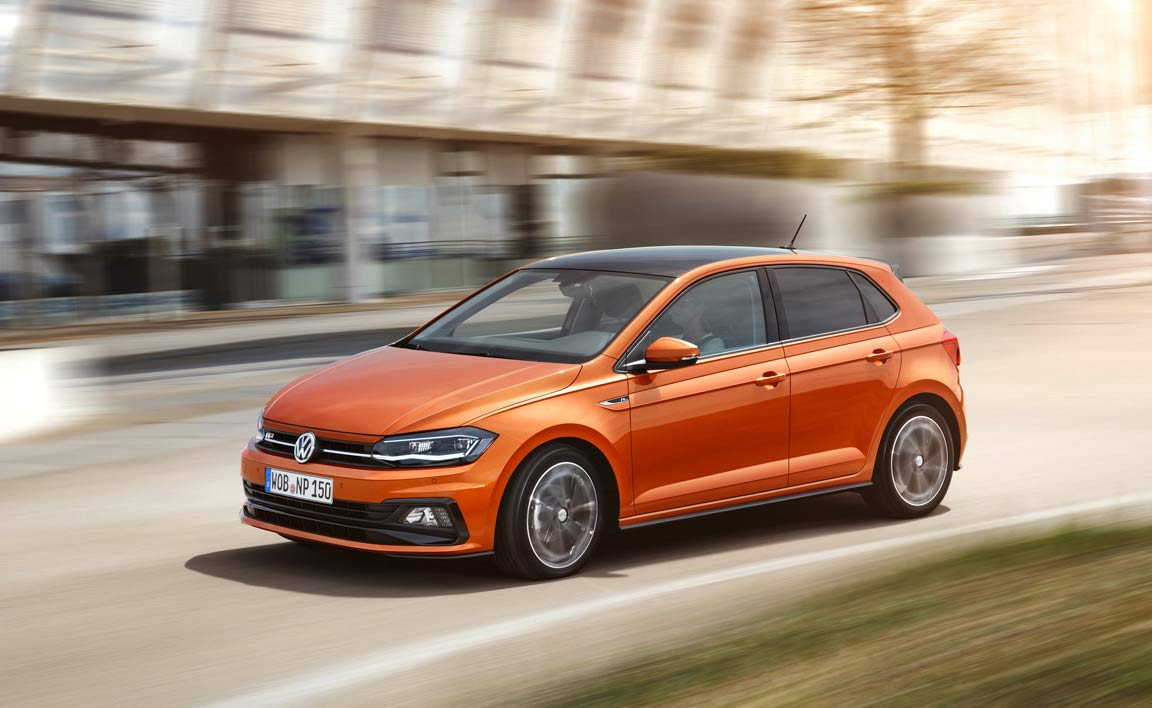 Volkswagen Polo TGI : la version GNV commercialisée en France