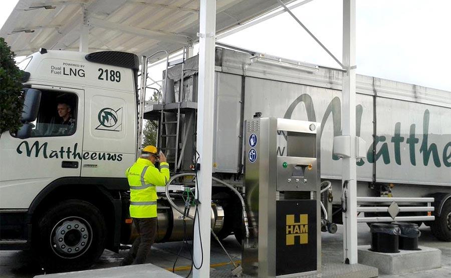 Belgique : la Wallonie accorde une prime pour les camions GNV
