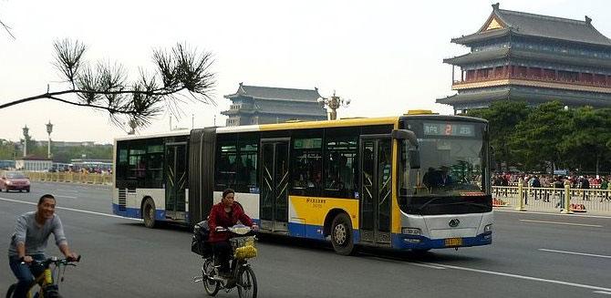 Yuchai va livrer 587 nouveaux bus GNV � P�kin