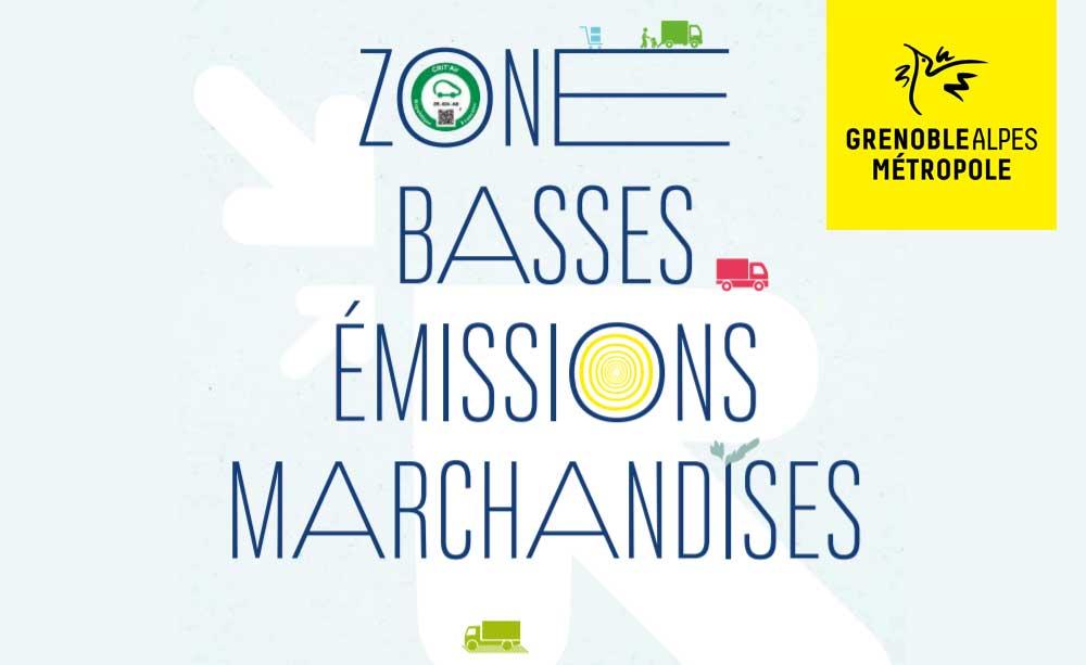 Grenoble Métropole favorise le gaz naturel pour le transport de marchandises