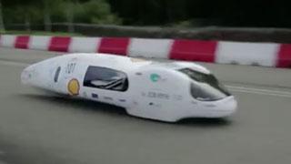 Microjoule - Retour sur le record de distance GNV en vidéo