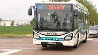 Bus GNV : l'expérimentation de Troyes en vidéo