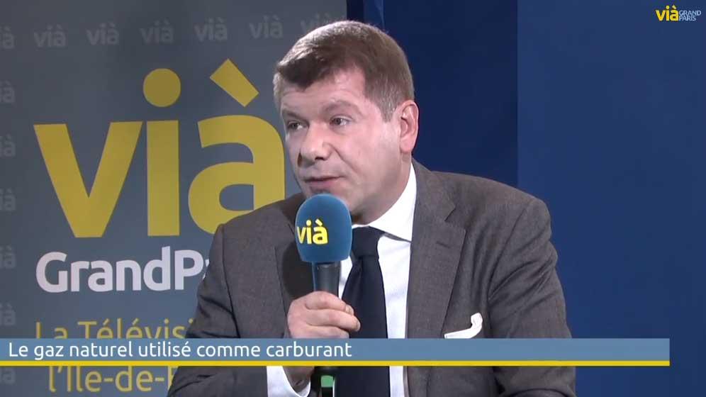 Total : « A l'horizon 2022, notre ambition est d'avoir 110 stations GNV en France »