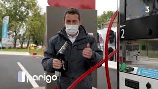Sur France 3, l'émission Parigo réalise un focus sur le GNV